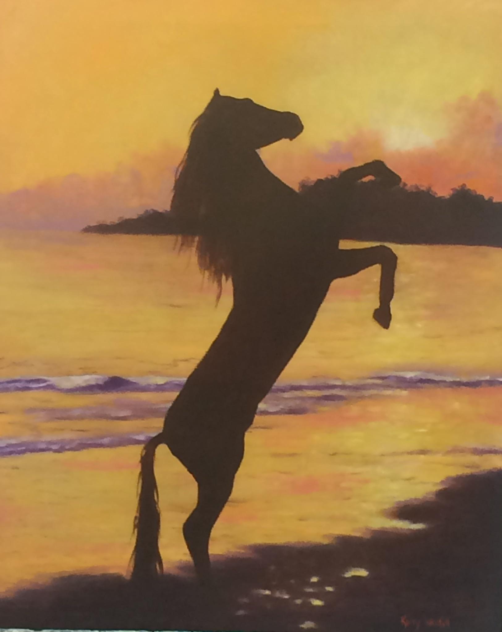 Horse non
